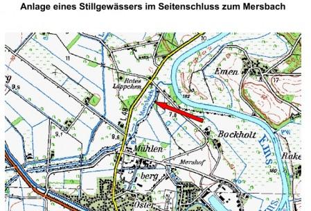 Homepage Projektbeschreibung Mersbach Lagebeschreibung